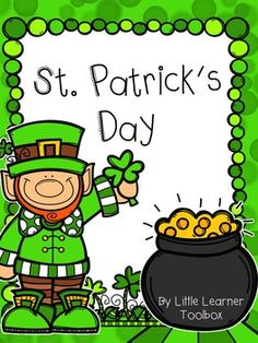 St. Patrick's day FREEBIE Fun! Enjoy some St. Patrick's Day Facts, learn how to draw a Shamrock, and read about why there are no snakes in Ireland! *********************************************************************More St. Patrick's day fun facts and activities can be found in :St.