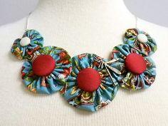 Yo yo necklace