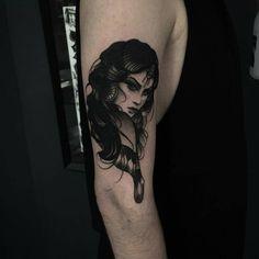 #tattoo by Pari Corbitt