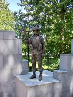 Beirut Memorial. They came in Peace. Jacksonville NC I did a formal guard here on the 10th anniversary in 1996