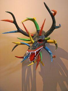 Ponce Carnival Mask Vejigante | Flickr - Photo Sharing!