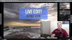 In Post: Live Edit! #175