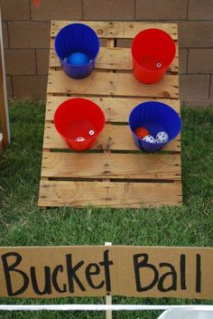 12 Amazing DIY Backyard Games to build right now