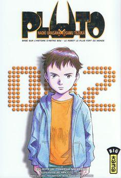 "Naoki Urasawa ""Pluto"""