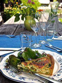 Avocado Toast, Quiche, Steak, Pork, Chicken, Breakfast, Mascarpone, Kale Stir Fry, Morning Coffee