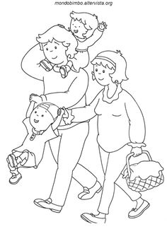 42 Caillou printable coloring pages for kids. Find on coloring-book thousands of coloring pages. Family Coloring Pages, Coloring Book Pages, Printable Coloring Pages, Coloring Sheets, Coloring Pages For Kids, Family Theme, Caillou, Online Coloring, Art Plastique