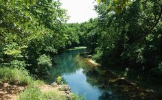 Bennett Spring State Park | Pool swimming, trails, spring, camping