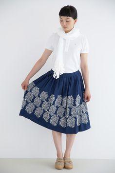 sometimes lucky スカート   minä perhonen