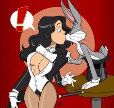 Cartoons & Anime - page 2 Classic Cartoon Characters, Classic Cartoons, Bd Comics, Comics Girls, Cartoon Kunst, Cartoon Art, Sexy Cartoons, Looney Tunes, Girl Cartoon