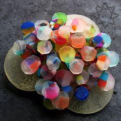 Dorota Kos jewelry + small sculpture forms: PLASTIC FANTASTIC