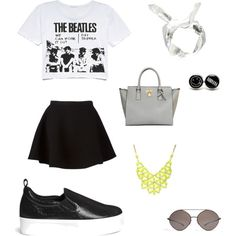 Untitled #857 by joleen2310 on Polyvore featuring polyvore fashion style Neil Barrett Pedder Red Alexa Starr