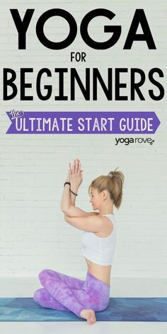 Learn these yoga beginner tips to help you get started Yoga Meditation, Yoga Flow, Bikram Yoga, Vinyasa Yoga, Yoga Routine, Yoga Poses For Beginners, Workout For Beginners, Yoga Inspiration, Yoga Fitness