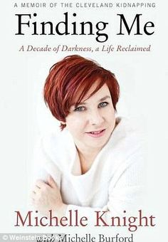 Michelle Knight's memoir will be released on the first-anniversary of her escape on May 6