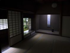 ZEN TEA ROOM of KOTO-IN TEMPLE -- KYOTO JAPAN Fine Art Print - Daniel Hagerman