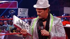 Chris Jericho Returns Wearing A Neck Brace At WWE Live Event, Raw Viewership Up This Week