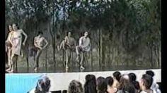 'Anbani' by choreographer Tamaz Vashakidze. Montpellier Dance Festival.  http://sakartvelo-ballet.ru/