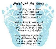 Walk with Nana too!
