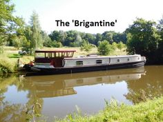 The very finest widebeams - built by some of the best craftsmen in the UK, we would be pleased to bu Barges For Sale, Barge Interior, Barge Boat, Dutch Barge, Canal Boat, Boat House, Speed Boats, Beams, Craftsman
