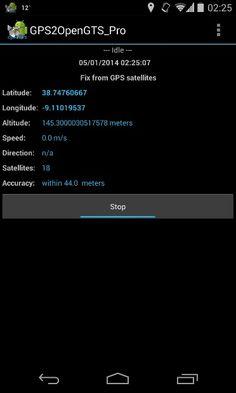 Aplicação para dispositivos Android