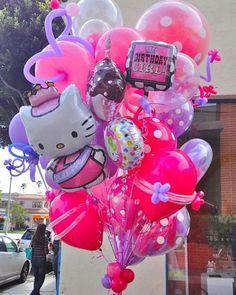 Love Balloon Helium Balloons Bouquet Party Birthday Centerpieces Decorations Ideas