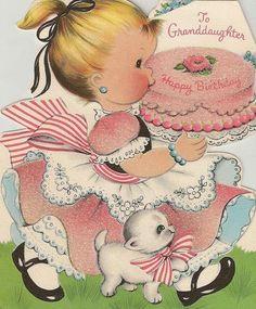Happy Birthday Granddaughter!