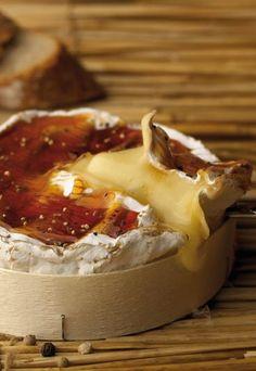 Fromage camembert : recette au camembert, camenbert en cuisine  - Fromages: recettes avec du fromage - recette au fromage