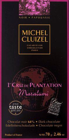 Michel Cluizel Maralumi: Schokolade