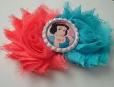 Lily Chic Hair Clip  Shabby Flower Clip  by LilyChicBoutique, $5.00