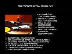 Boleros Caribeños y en Salsa - Selección de Mi Viejoteca Bailable - YouTube