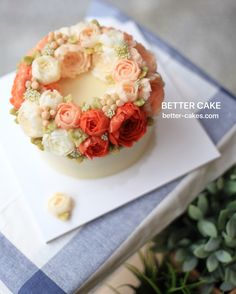 . My Thai students works  Peony wreath cake  . Any inquiries about my class, plz send me email bettercakes@naver.com  www.better-cakes.com #buttercream#cake#korea#baking#koreanbuttercream#bettercake#버터크림케익#베러케익#yummy#flower#꽃#sweet#플라워케이크#foodporn#Bangkok#Thailand#디저트#foodie#dessert#버터크림플라워케이크#follow#food#koreancake#beautiful#flowerstagram#instacake#like#꽃스타그램#koreastyle#instafood#