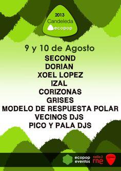Cartel festival ecopop 2013