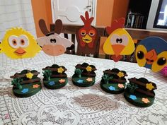 Animalito Baby Shawer, Kids Party Themes, Ideas Para Fiestas, Farmer, Birthday Parties, Lily, Christmas, Farm House Tables, Woody Party