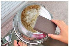 Zázračná houbička do kuchyně - Pošta Zdarma Free Email, Brush Cleaner, Housekeeping, Cleaning, Magic, Catalog, Makeup Brush Cleaner, Home Cleaning