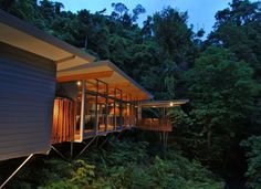 HP Tree House by mmp Architects