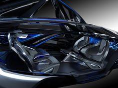 シボレー、SF感あふれるコンセプトEV「FNR」発表。半透明カプセルボディ、自動運転で対面座席化 - Engadget 日本版