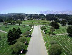 Golden Gate National Cemetery, San Francisco,CA Ancestor: Kenneth Bud Sawyer, Sr.