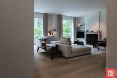 Devos interieur project residentieel brasschaat house decor in
