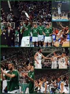Moments of basketball team