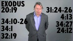 Christopher Hitchens Revises the 10 Commandments for the 21st Century |via`tko Open Culture