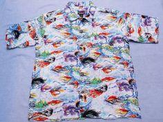 3e190cee Vintage 90s Pataloha Hawaiian shirt patagonia by CheAmeVintage Uk Shop,  Patagonia, Hawaiian, Invite