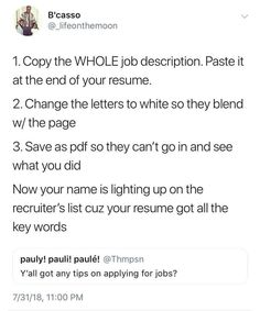 Exceptional life hacks tips are offered on our website. College Life Hacks, Life Hacks For School, College Tips, Job Resume, Resume Tips, Resume Folder, Simple Life Hacks, Useful Life Hacks, Funny Life Hacks