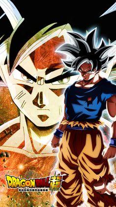 Goku Ui New B by JemmyPranata