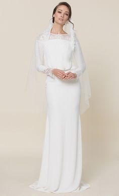 nh by NURITA HARITH étoile - EARLENE Dress in White