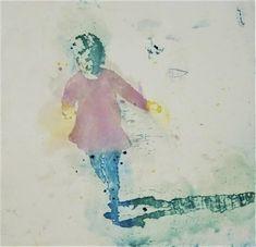 Watercolor Tattoo, People, Painting, Art, Kunst, Art Background, Painting Art, Paintings, Performing Arts