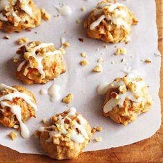 Carrot Cake Cookies - Diabetic Friendly! Finally, a diabetic dessert that actually sounds delicious!