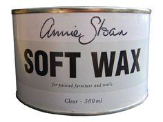 Annie Sloan Soft Wax - CLEAR