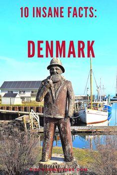 Denmark Facts, Denmark Culture, Denmark History, Danish Culture, Kingdom Of Denmark, Denmark Travel, Danish Royalty, Europe Travel Guide, Amazing Facts