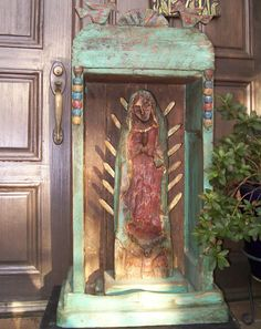 Virgin de Guadalupe Nicho