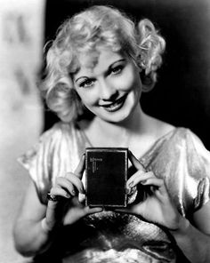 *LUCILLE BALL ~ 1930's Perfume Ad