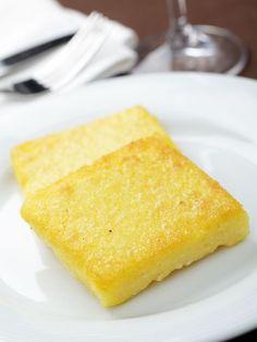 Polenta au fromage - Recette de cuisine Marmiton : une recette
